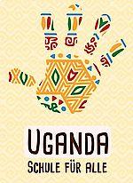 Helfen mit Herz und Hand Uganda Logo
