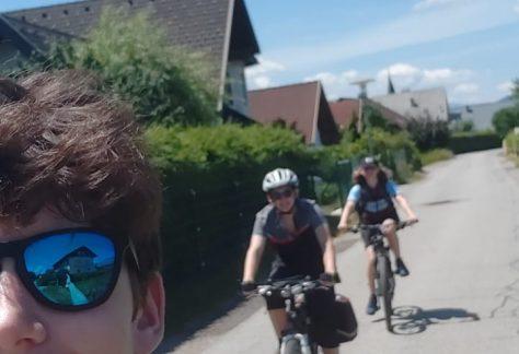 RaRo-Radltour 2021 auf Tour
