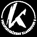 Pfadfinder Klagenfurt 5 K5 Logo schwarz weiß